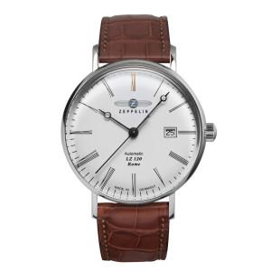 Zeppelin LZ120 7154-1 Serie Rome Automatic Mens Wristwatch