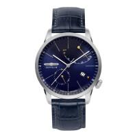 Zeppelin Serie Flatline 7366-3 Mens Automatic Wristwatch