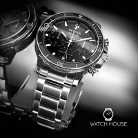 Bulova Marine Star 96B272 Chronograph Mens Wristwatch