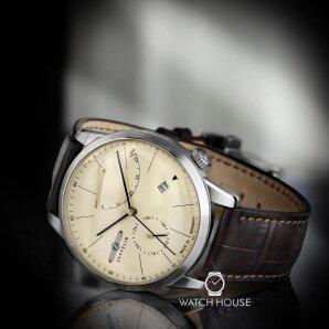 Zeppelin Serie Flatline 7366-5 Automatik Armbanduhr