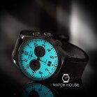 Iron Annie Flight Control 5186-5 Chronograph Herren...