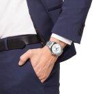 Citizen Eco-Drive Titanium Mens Wrist Watch BM7470-84A