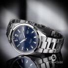 Citizen Elegante BM7470-84L Titan-Herrenuhr in blau