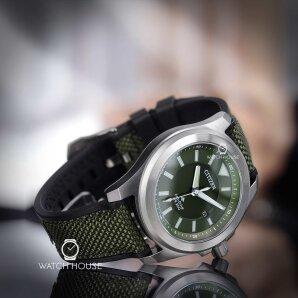Citizen Promaster Land Tough BN0211-09X Eco Drive Solar Mens Wristwatch
