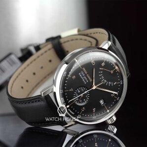 Iron Annie Bauhaus Automatik 5066-2 Mens Wristwatch