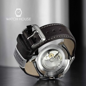 Iron Annie G38 Dessau 5362-5 Mens Automatic with Powerreserve Indicator