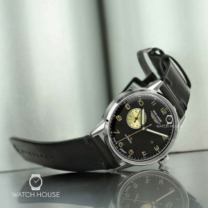 Iron Annie G38 5368-2 Automatik Herren Armbanduhr Vintage