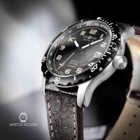 Zeppelin Night Cruise Automatik 7264-5 Mens Wristwatch