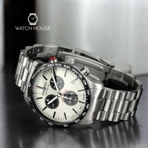 Zeppelin Night Cruise Herren Chronograph 7296M-1 mit...