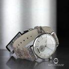 Zeppelin Mandala 8131-1 Feine Damen Armbanduhr mit Ornament Zifferblatt