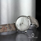 Zeppelin Mandala 8131-1 Filigree Womens Wristwatch With Ornament Dial