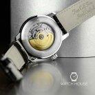 Zeppelin Atlantic 8452-2 ETA Sellita 2824-2 Automatic Mens Wristwatch