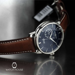Zeppelin 8470-3 Serie Atlantic Deep Blue Automatic with...