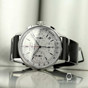 Iron Annie G38 5376-4 Mens Chronograph with Silver Dial