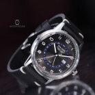 Iron Annie G38 5342-3 Herren Pilotenuhr Grau/Blau