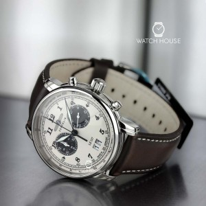 Zeppelin 8684-5 LZ127 Big Date Chronograph