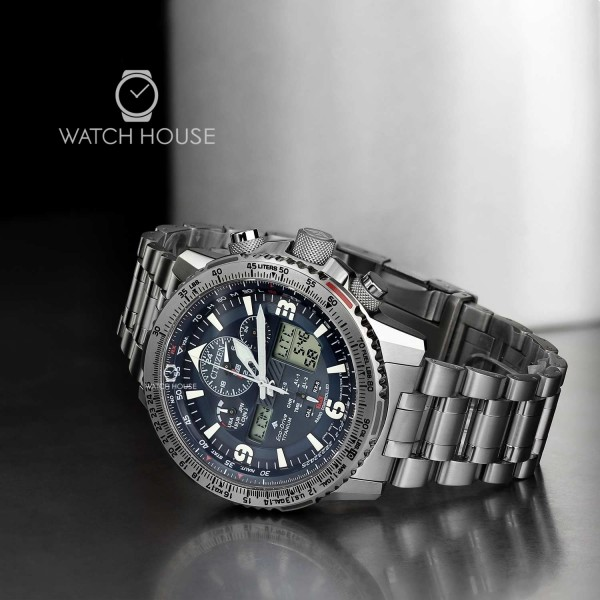 Citizen Promaster Sky JY8100-80L 4 Zonen Funk Analog-Digital Chronograph