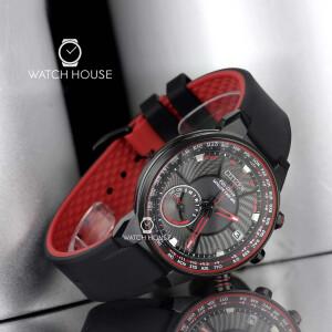 Citizen Satellite Wave CC3079-11E Eco Drive Solar GPS Mens Wristwatch