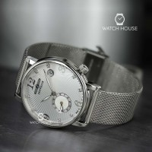 Zeppelin Luna 7631M-1 Elegant Womens Wristwatch With Milanaise Bracelet