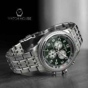 Citizen Herren Sport Chronograph AT2460-89X Eco Drive...