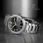 Citizen Casual Eco Drive AW1620-81E Mens Wristwatch Solar