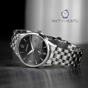 Citizen Elegant Eco Drive BV1111-75E Mens Solar Wristwatch