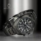 Citizen Sport Chronograph CA7047-86E Solar Armbanduhr Eco Drive für den Man