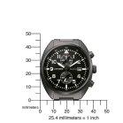 Citizen Sport Chronograph CA7047-86E Solar Wristwatch Eco Drive For Men