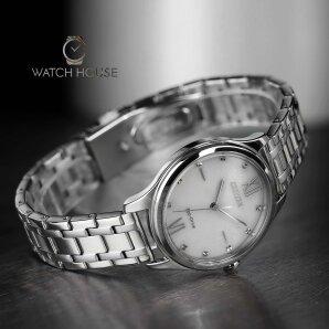 Citizen Eco Drive EM0500-73A Elegant Women Solar Wristwatch