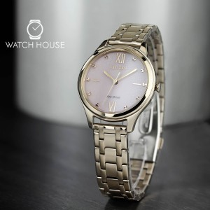 Citizen Ladies Eco Drive EM0503-75X Elegant Womens Solar...