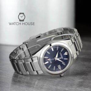 Citizen Elegant FE6150-85L Super Titanium Damen Armbanduhr