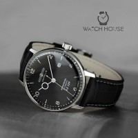 Zeppelin LZ129 Hindenburg 8062-2 Mens Automatik Wristwatch