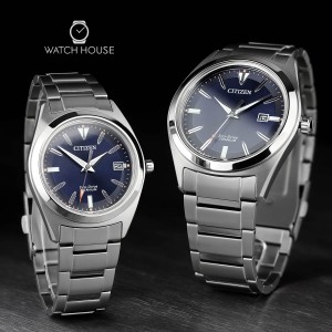 Citizen Casual Eco Drive Super Titanium Solar Partner-Set PSC14