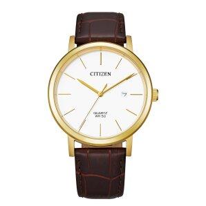 Citizen Basic Quarz BI5072-01A Classic Style