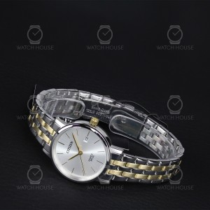 Citizen Basic EU6094-53A Quarz Damen Armbanduhr