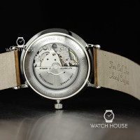 Bauhaus 2162-3 Reduced Design Mens Automatic With Day Date