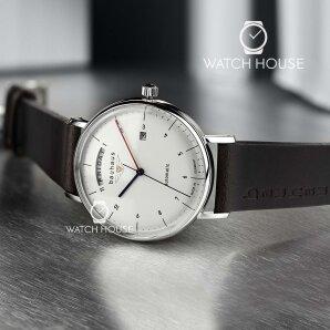 Bauhaus 2162-1 Day Date Mens Wristwatch Automatic