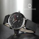 Bauhaus 2130-2 Quarz Formschöne Herren Armbanduhr...