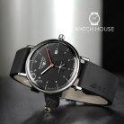 Bauhaus 2130-2 Quarz Formschöne Herren Armbanduhr mit Stil