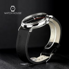 Bauhaus 2140-2 Quartz Reduced Design Mens Wristwatch...