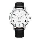 Citizen Basic Quarz BI5070-06A Klassische Herren Armbanduhr