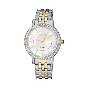 Citizen Basic Ladies EL3044-89D Quarz Damen Armbanduhr