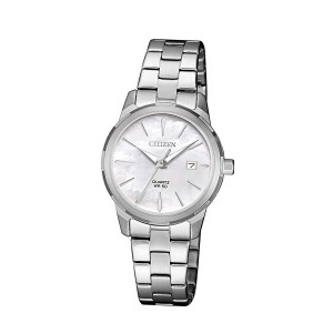Citizen Basic Ladies EU6070-51D Quarz Damen Armbanduhr...