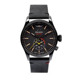 Iron Annie Flight Control 5144-2 Big Date Mens Wristwatch