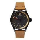 Iron Annie Flight Control 5148-2 GMT Herren Quarz Vintage Stil