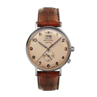 Iron Annie Amazonas 5940-3 Mens Watch with Big Date and second Timezone