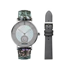 Zeppelin Mandala 8131-3 Quartz Womens Timekeeper with Flair