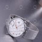 Zeppelin Grace Lady 7441M-1 Grazil Womens Wristwatch with Swarovski