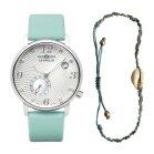 Zeppelin Luna 7631-1 Womens Timekeeper with Shell Design...