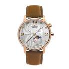 Zeppelin Luna 7639-4 Moonphase Womens Timekeeper with...